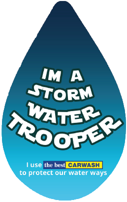 Storm Water Trooper